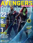 Avengers - Infinity War Entertainment Weekly Cover 9