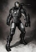Iron Man 2 Konzeptfoto 11