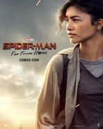 Spider-Man - Far From Home Charakterposter Michelle Jones