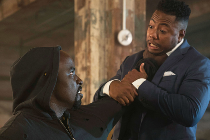 All Souled Out (Marvel's Luke Cage)
