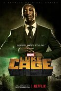Marvel's Luke Cage Staffel 1 Cottonmouth Charakterposter