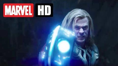 Marvel's THE AVENGERS - offizieller Filmclip - Iron Man vs. Thor