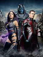 X-Men Apokalyps Entertainment Weekly Coverfoto
