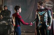 Spider-Man - Far From Home Entertainment Weekly Bild 2