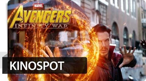 Avengers Infinity War - Kinospot Künstlernamen Marvel HD