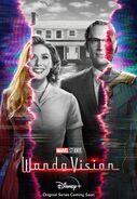 Marvel's WandaVision Teaserposter