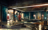 Doctor Strange Entertainment Weekly Konzeptbild 1