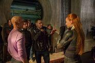 X-Men Apokalypse Dreharbeiten 26