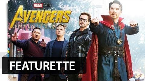 Avengers Infinity War - Featurette Der witzigste Dreh aller Zeiten Marvel HD