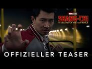 Marvel Studios' Shang-Chi and The Legend of the Ten Rings - Offizieller Teaser