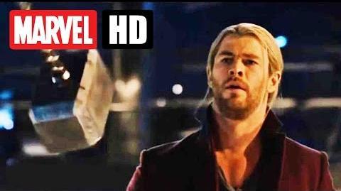 AVENGERS AGE OF ULTRON - Hammer - JETZT im Kino - Marvel HD
