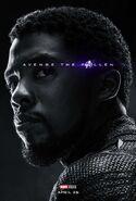 Avengers - Endgame - Black Panther Poster