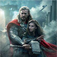 Charakterposter Thor und Jane Foster Thor - The Dark Kingdom.jpg