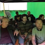 X-Men Apokalypse Dreharbeiten 15