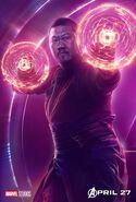 Avengers - Infinity War - Wong Poster