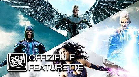 X-Men Apocalypse Die vier Reiter Featurette Deutsch HD German-0