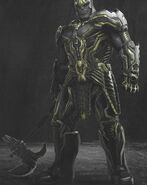 Avengers - Endgame - Konzeptbild 112