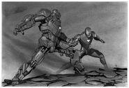 Iron Man 2 Konzeptfoto 9