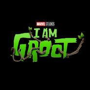 Marvel's I Am Groot Logo