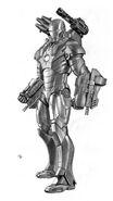 Iron Man 2 Konzeptfoto 3
