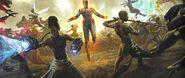 Avengers - Endgame Konzeptfoto 3