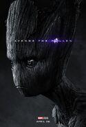 Avengers - Endgame - Groot Poster