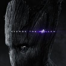 Avengers - Endgame - Groot Poster.jpg
