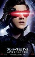 X-Men Apocalypse - Cyclops Charakterposter