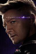 Avengers - Endgame - Hawkeye Poster