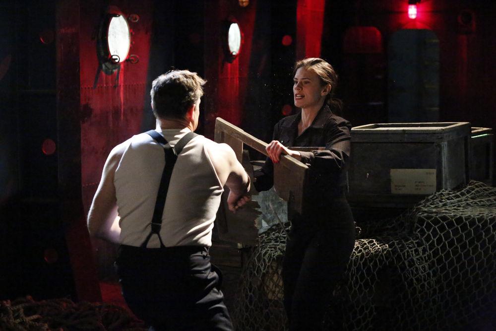 Agent im Kreuzfeuer! (Marvel's Agent Carter)