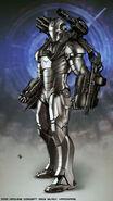 Iron Man 2 Konzeptfoto 4