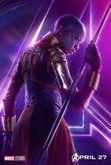 Avengers - Infinity War - Okoye Poster