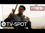 Marvel Studios' What If…? - TV-Spot - Disney+