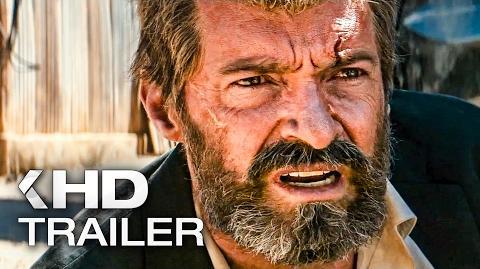 LOGAN Trailer 2 German Deutsch (2017)