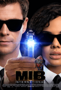 Men in Black - International Kinoposter