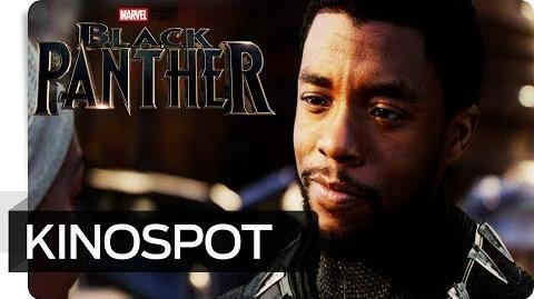 BLACK PANTHER - Der König Marvel HD