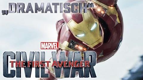 The First Avenger Civil War - Zitate - JETZT im Kino Marvel HD