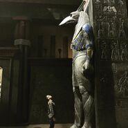 Bryan Singer in Ägypten