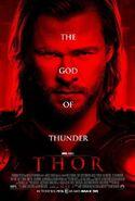 Thor Charakterposter Thor
