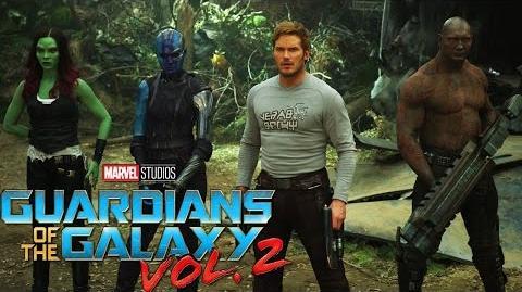 Sie sind zurück! - GUARDIANS OF THE GALAXY VOL. 2 Marvel HD