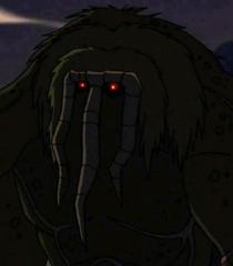 Man-Thing (Hulk: Where Monsters Dwell)