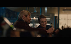 Avengers-age-of-ultron-screenshot-thor-and-captain-america-drinking