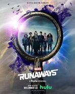 Marvel's Runaways Staffel 3 Poster