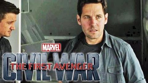 The First Avenger Civil War – Der Neuling – Ab 28. April im Kino Marvel HD