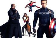Avengers - Infinity War Vanity Fair Promobild 1