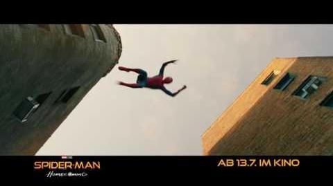 """SPIDER-MAN HOMECOMING - New Super Fun Hero 20"""" - Ab 13.7.2017 im Kino!"""