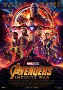 Avengers - Infinity War deutsches Kinoposter