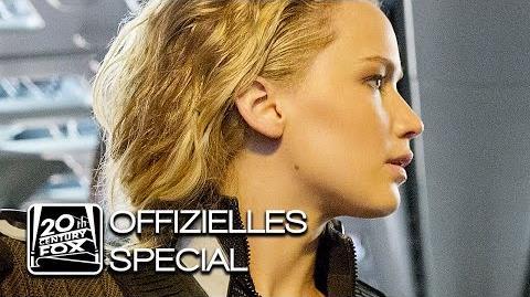 """X-Men Apocalypse """"Mystique"""" Raven Character-Clip Deutsch HD (Jennifer Lawrence)"""