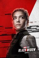 Black Widow - Charakterposter Yelena Belova