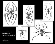 Spider-Man - Konzeptzeichnung 8
